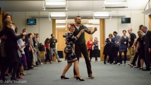 Dance Manifesto launch, Portcullis House, Westminster, London, UK.