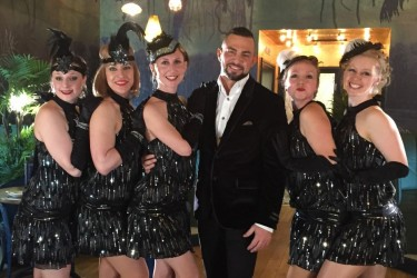 Comic Relief with Robin Windsor
